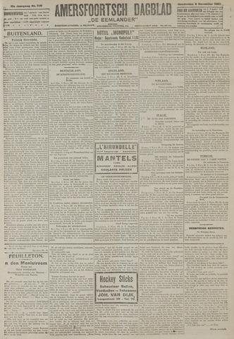 Amersfoortsch Dagblad / De Eemlander 1922-11-02