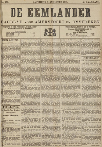 De Eemlander 1908-08-08