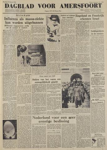 Dagblad voor Amersfoort 1949-01-25