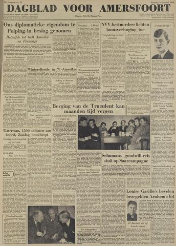Dagblad voor Amersfoort 1950-01-16