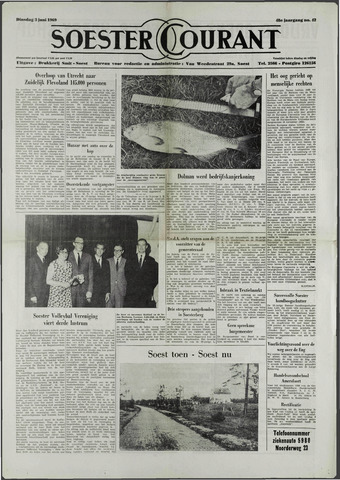 Soester Courant 1969-06-03