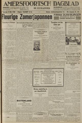 Amersfoortsch Dagblad / De Eemlander 1930-05-10