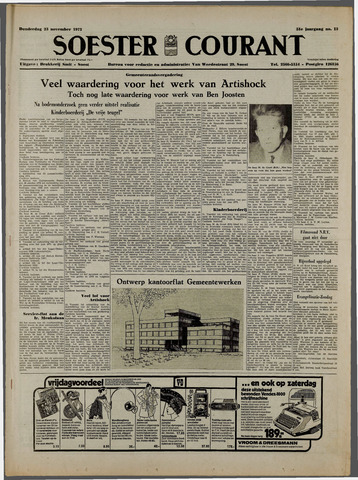 Soester Courant 1972-11-23