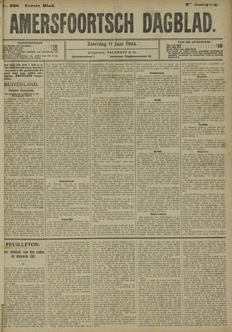 Amersfoortsch Dagblad 1904-06-11