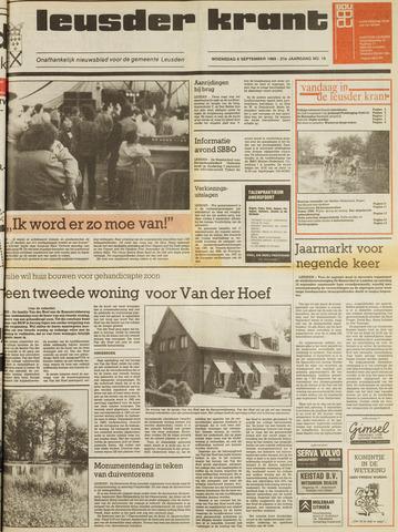 Leusder Krant 1989-09-06