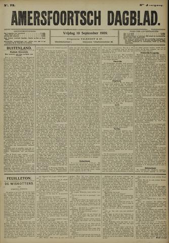 Amersfoortsch Dagblad 1909-09-10