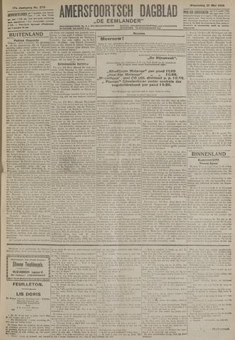 Amersfoortsch Dagblad / De Eemlander 1919-05-21