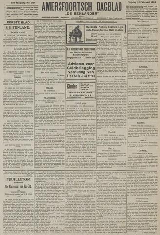 Amersfoortsch Dagblad / De Eemlander 1925-02-27