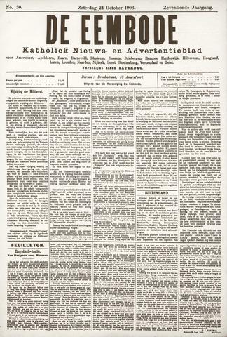 De Eembode 1903-10-24