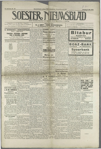 Soester Courant 1924-05-31