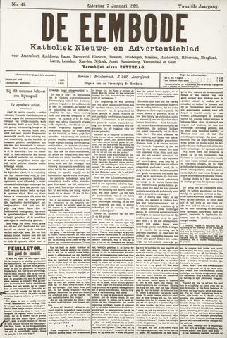 De Eembode 1899