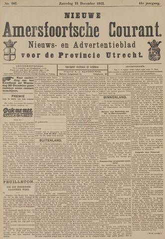 Nieuwe Amersfoortsche Courant 1912-12-21