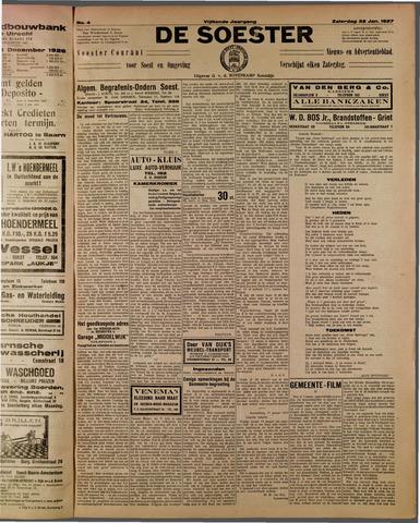 De Soester 1927-01-22