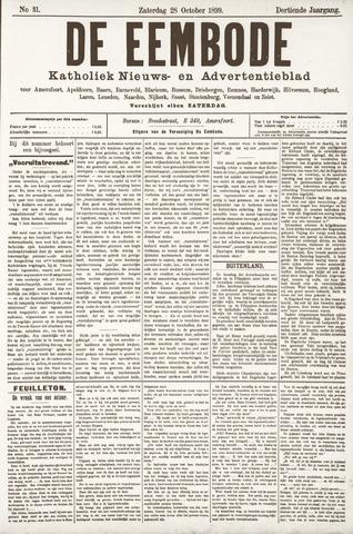 De Eembode 1899-10-28
