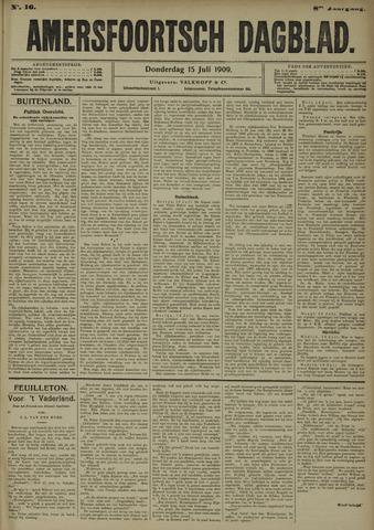 Amersfoortsch Dagblad 1909-07-15