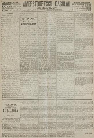 Amersfoortsch Dagblad / De Eemlander 1918-03-20