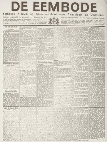 De Eembode 1916-02-22