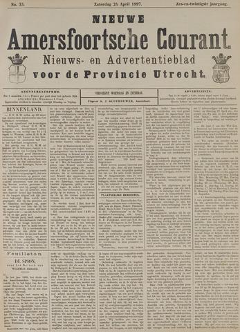 Nieuwe Amersfoortsche Courant 1897-04-24