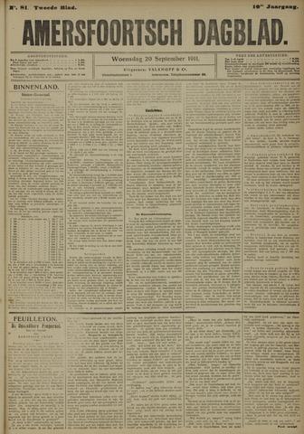 Amersfoortsch Dagblad 1911-09-20