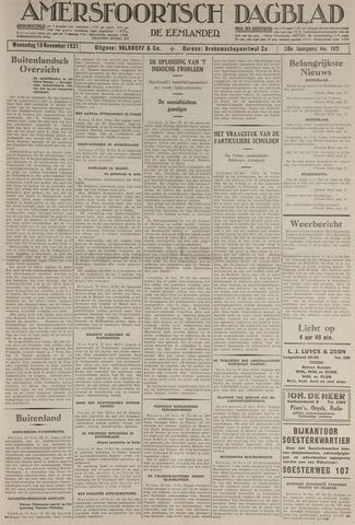 Amersfoortsch Dagblad / De Eemlander 1931-11-18