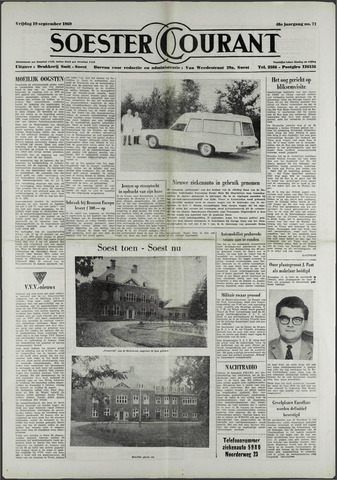 Soester Courant 1969-09-19
