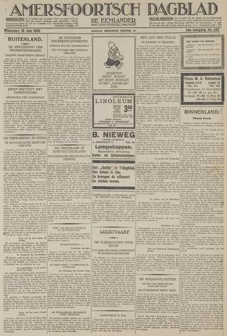 Amersfoortsch Dagblad / De Eemlander 1928-06-13