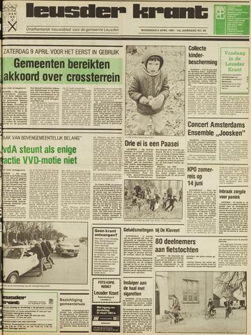 Leusder Krant 1983-04-06