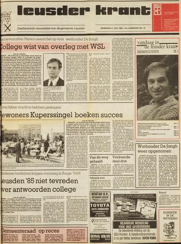Leusder Krant 1989-07-05