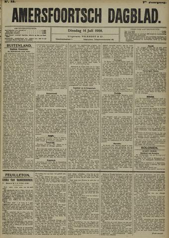 Amersfoortsch Dagblad 1908-07-14
