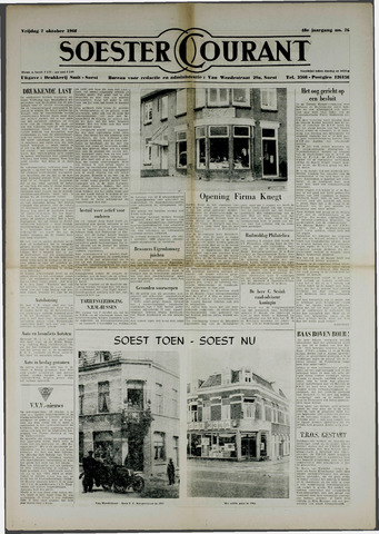Soester Courant 1966-10-07