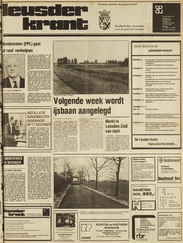 Leusder Krant 1977-12-01