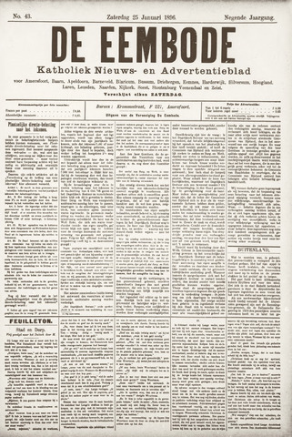 De Eembode 1896-01-25