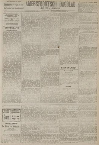 Amersfoortsch Dagblad / De Eemlander 1920-02-25