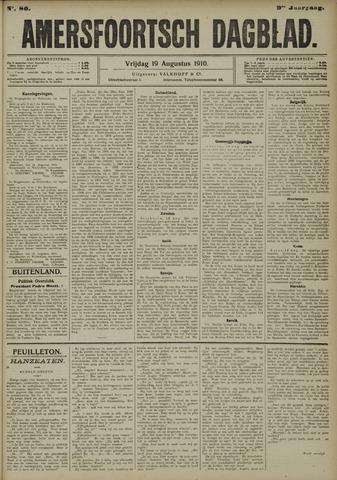 Amersfoortsch Dagblad 1910-08-19
