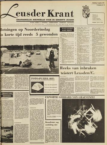 Leusder Krant 1972-08-03
