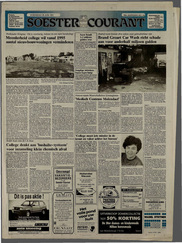 Soester Courant 1991-06-26