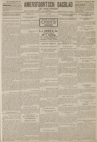 Amersfoortsch Dagblad / De Eemlander 1927-08-10