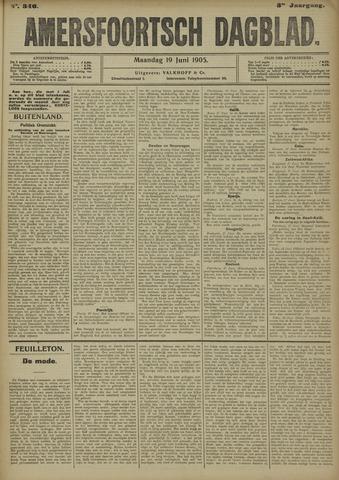 Amersfoortsch Dagblad 1905-06-19