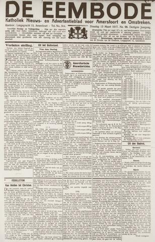 De Eembode 1917-03-13