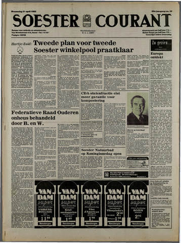 Soester Courant 1982-04-21