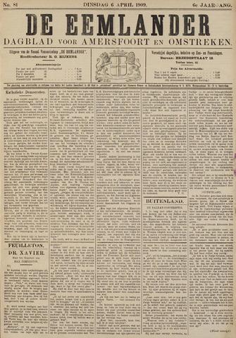 De Eemlander 1909-04-06