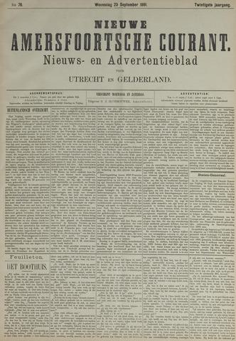 Nieuwe Amersfoortsche Courant 1891-09-23