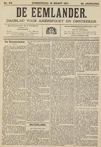 De Eemlander 1911-03-16