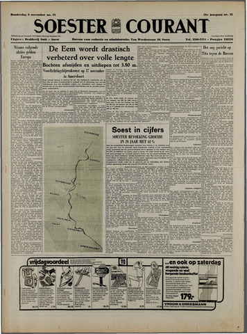 Soester Courant 1972-11-09
