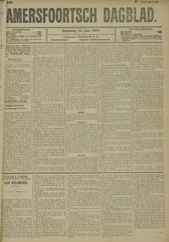 Amersfoortsch Dagblad 1904-06-20