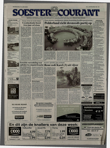 Soester Courant 2003-06-18