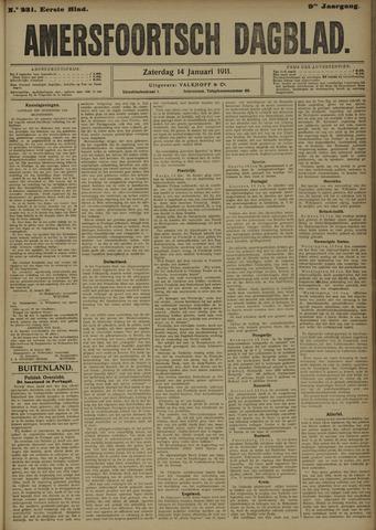 Amersfoortsch Dagblad 1911-01-14
