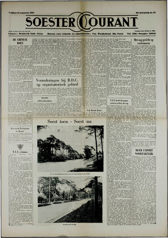 Soester Courant 1967-08-25