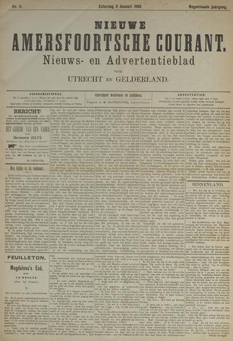 Nieuwe Amersfoortsche Courant 1890-01-11