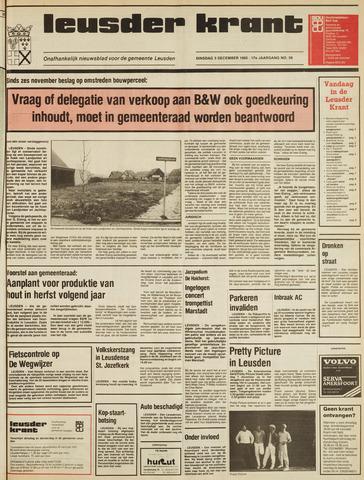 Leusder Krant 1985-12-03